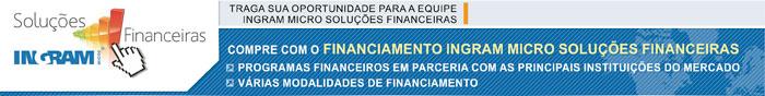 Ingram Micro   IM LINHA FÁCIL - SOLUÇÕES FINANCEIRAS -- Compre com o financiamento IM Linha Fácil • Programas financeiros em parceria com as principais instituições do mercado • Busca permanente das alternativas financeiras que melhor se encaixam nas estruturas de negócios da sua revenda e de seus clientes • Várias modalidades de financiamento