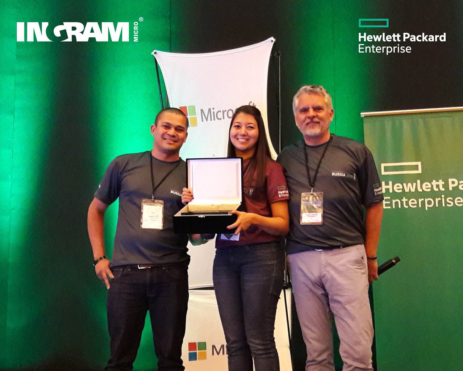 HPE BOOTCAMP LAC - PANAMÁ 2017